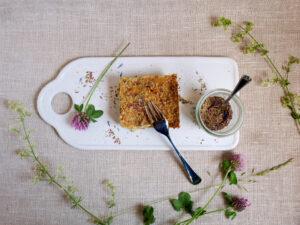 Gattò di patate (nach längerer Backzeit), (c) 2020 by Sarah